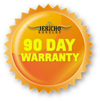 90 Day Warranty on our plants during September, October and November
